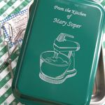 cool personalized cake pans