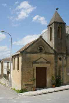 Milena, chiesetta di Santa Teresa