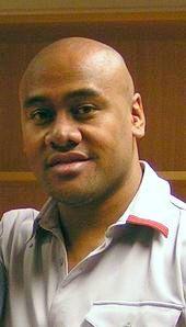 Lomu-New Zealand-Rugby Union. Jonah Lomu, Son Hak, New Zealand Rugby, All Blacks Rugby, Sports Personality