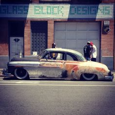 hot rod, muscle cars, rat rods and girls: Photo Classic Hot Rod, Classic Cars, Hot Rods, Volkswagen, Rat Look, Rusty Cars, Kustom Kulture, Chevy Trucks, Truck Drivers