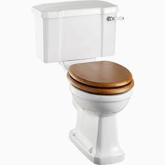 Regal Close Coupled Pan Ceramic Lever | Bathroom City