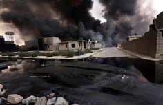 Black Skies Above Mosul - The Atlantic
