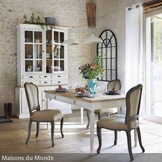 Buffetschrank weiß, Anrichte, Wohnzimmerschrank, Esszimmer, Küche ... | {Esszimmerschrank landhausstil 93}