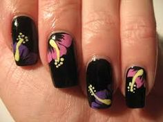 Image result for nail art flowers