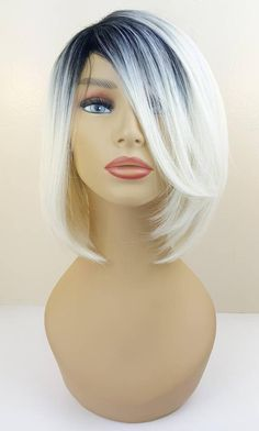 Blonde Bob Wig, Blonde Bobs, Short Blonde, Blonde Balayage, Messy Bob Hairstyles, Frontal Hairstyles, Marley Hairstyles, Lob Hairstyle, Blonde Hairstyles