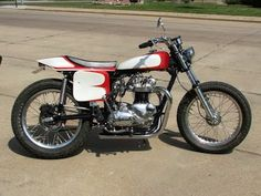 street tracker motorcycles | Street Tracker & Cafe Racer