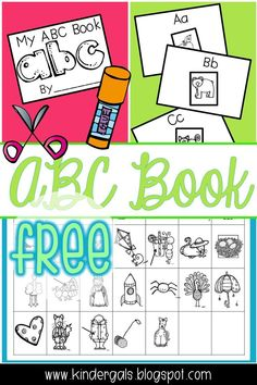 FREE ABC Book for pr
