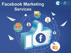 eNest services provide affordable Facebook Marketing Services in Delhi, India and successfully delivered more than 100+ project. eNest services are the well-known face as a Facebook Marketing Company in Delhi, India. We have a huge range of services like PPC services, social media optimization (SMO), mobile development( Android and ios), content writing, Google ads, digital PR, affiliate marketing services, Viral marketing services etc. flexible to the size of your business. Call us at… Digital Marketing Trends, Viral Marketing, Facebook Marketing, Affiliate Marketing, Seo Services Company, Google Ads, Delhi India, Social Media, Range
