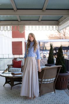 Southern Flare Skirt Southern Flare Skirt Dainty Jewell s Modest Clothing daintyjewells Modest Fashion by Dainty Jewell s modest fashion modest bridesmaid dresses modest clothing nbsp hellip Casual Skirt Outfits, Modest Outfits, Modest Fashion, Modest Wear, Modest Apparel, Modest Clothing, Apostolic Clothing, Southern Outfits, Dress Skirt