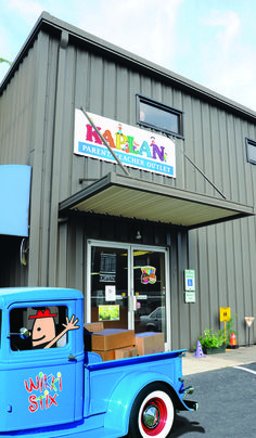 Looking for Wikki Stix in Lewisville, NC? Visit  Kaplan Early Learning Company  at the address below! A new shipment of Wikki Stix was just delivered!  Kaplan Early Learning Company, 1310 Lewisville Clemmons Rd, Lewisville, NC 27023. (336) 766-7374 http://www.kaplanco.com #wikkistix