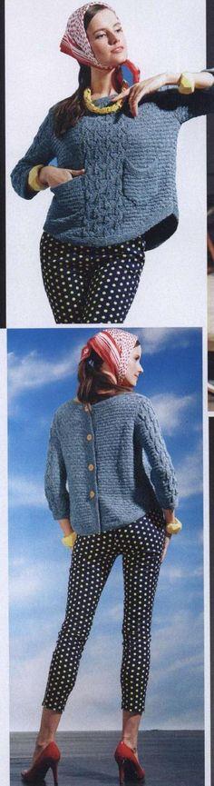 #ClippedOnIssuu from Vogue knitting magazine spring summer 2015
