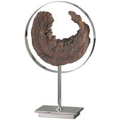 Uttermost Ambler Faux Driftwood Sculpture