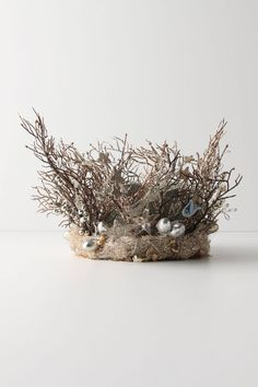 Mythic Nest Tree Topper - anthropologie.com