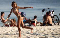 Friendly Beach Soccer-