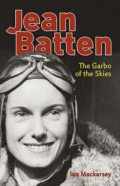 Jean Batten - Jean Gardner Batten CBE OSC (15 September 1909 – 22 November 1982) was a New Zealand aviator. Born in Rotorua, she became the best-known New Zealander of the 1930s, internationally, by taking a number of record-breaking solo flights across the world. It was she who in 1936 made the first-ever solo flight from England to New Zealand.