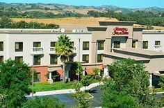 Hampton Inn and Suites Paso Robles - Hotels.com - Hotel rooms with reviews. Discounts and Deals on 85,000 hotels worldwide