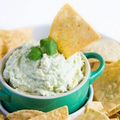 Make your guacamole extra delicious (and creamy) by adding some cottage cheese.