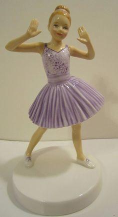 Royal Doulton Rhythm & Dance Jazz Dancer HN 5791 New