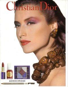 Christian Dior Makeup Ad