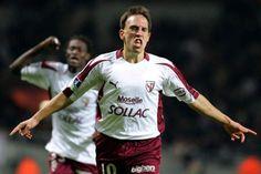 Franck Ribéry, FC Metz (2004–2005, 20 apps, 1 goal)