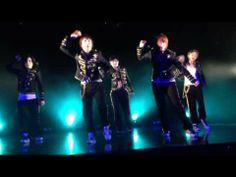 パポ 東方神起(TVXQ DBSK)  동방신기 (cover by 5/10 in the Black) KPshow special @ FACE 2014/02/08