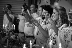 Cheers and Toasts Wedding Solitaire Homestead With U photography