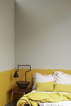 wohnideen farbe dekor, 43 besten wandfarbe gelb | yellow bilder auf pinterest | yellow, Design ideen