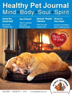 Global Pet Foods Healthy Pet Journal - Winter 2016 - Volume 7, Issue 1  We're kicking off 2016 with the Winter issue of the Healthy Pet Journal. This magazine contains pet care articles and tips for pet parents, highlights some new and innovative treats and pet food dogs and cats, and features cool pet accessories and supplies that are perfect for pets during the Winter season. Included in the magazine are coupons that can be used for select pet food and accessories. Finally, Michael…