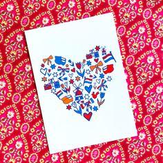 Iedereen kan nu wel een hart onder de riem gebruiken. ❤️Stuur je opa en oma een extra kaartje, je ouders, broers en zussen, vrienden en vriendinnen, meesters en juffen, buren, collega's enz... Iedereen kan nu een Hollands hart, met veel liefde verstuurd, gebruiken! 💙 Met veel liefs van Studio Holland! ❤️💙  #hartonderderiemsteken #hart #coronavirus #corona #samenstaanwesterk #socialdistancing #blijfthuis #echtepostiszoveelleuker #daslief #studioholland #hipenstipkaarten #liefde #steun Holland, Studio, Cards, The Nederlands, The Netherlands, Studios, Netherlands, Maps, Playing Cards