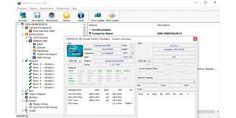 HWiNFO ist ein Gratis-Programm zur Erkennung und Diagnose von Hardware-Komponenten.HWiNFO32/64 gibt Ihnen eine umfassende Auskunft über die im Computer installierte Hardware wie Monitor, Motherboard, Grafikkarte, Laufwerke und Netzwerkanschlüsse. Angezeigt werden die Daten in einer übersichtlichen Baumstruktur. Weiterhin zeigt es Ihnen die Werte der installierten Sensoren für Temperatur, Spannung des Motherboards und den SMART-Status der Festplatten an. Zusätzlich beinhaltet das Tool einige…