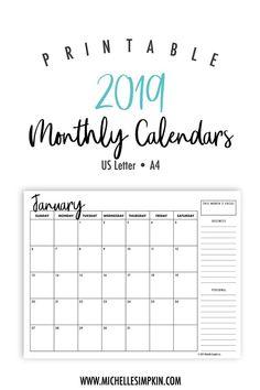 79 Best 2018 Calendar Templates Images On Pinterest 2018 Calendar