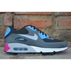 Buty Sportowe Nike Air Max 90 Numer katalogowy: 537384-009