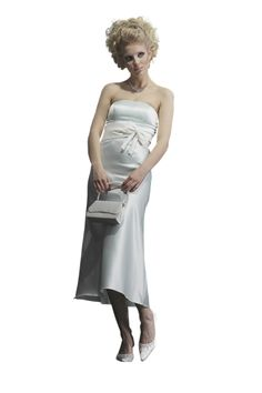 Standesamt Kleid / Abendkleid, mint