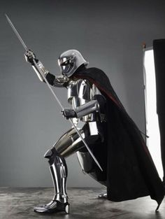 phasma Star Wars Fan Art, Star Trek, Luke Skywalker, Obi Wan, Chewbacca, Boba Fett, Gwendolyn Christie, Star Wars Sequel Trilogy, Star Wars Canon