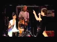 Amy Winehouse and Mick Jagger Ain't Too Proud To Beg I had no idea these two collaborated...she could sing....what a sad story