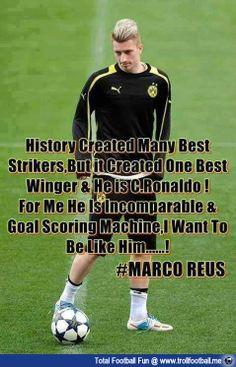 MarcoReus on @Christian Wilsson Elizondo  http://www.trollfootball.me/display.php?id=16274  #football #soccer #Trollfootball #RESPECT #CristianoRonaldo #CR7 #MarcoReus #Ronaldo #RMCF