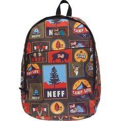 NEFF DAILY BACKPACK CAMPUS - Shop now! - www.margotshop.com