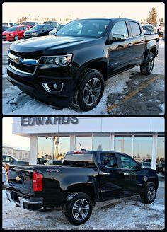 Our first Chevrolet Colorado has landed!  #ChevroletColorado