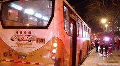 EL COLMO DE LA #XENOFOBIA / Prenden fuego a venezolana en autobús en Perú #noticia