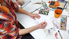 The Broke Girl's Guide to Being More Creative via Brit + Co