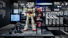 Hello Robot. Design between human and machine. Design Museum Ghent (Credit: Vitra Design Museum, Mark Niedermann)