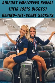 #Airport #Employees #Reveal #Job's #Scene #Secrets Airline Attendant, Flight Attendant, Cute Ipod Cases, Cute School Supplies, Cabin Crew, Winter Fashion Outfits, Luxurious Bedrooms, Vintage Hairstyles, Streetwear Fashion