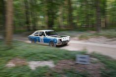 Rallying from the 70s - Chrysler Avenger by Mike Griggs on 500px