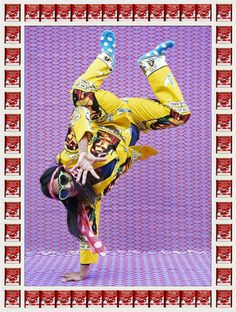 hassan hajjaj - These Portraits Of Moroccan Hipsters Are More Nuanced Than They Look - The Huffington Post | By Mallika Rao