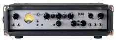 Click Image Above To Buy: Ashdown Mag 600h Evo Iii 600w Bass Amplifier Head
