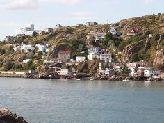 St Johns, Newfoundland Northern Canada, Newfoundland And Labrador, San Francisco Skyline, Vancouver, Travel, Viajes, Destinations, Traveling, Trips