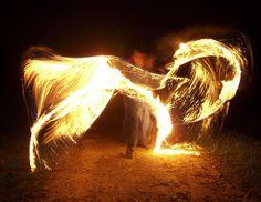 Fire Dancing Photos By Hongkiat Lim.