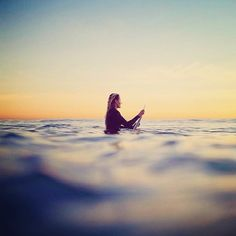 Wait for the perfect wave. #MeetTheMoment
