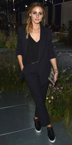 Olivia Palermo Owned Fashion Month—See 28 of Her Best Front Row-Ready Looks - PAUL SMITH from http://InStyle.com