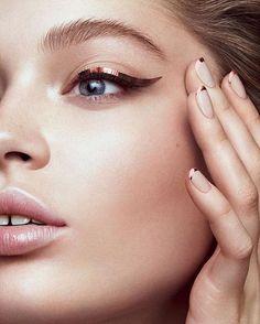 Stunningly beautiful skin by MUA @melgoldmann!!!